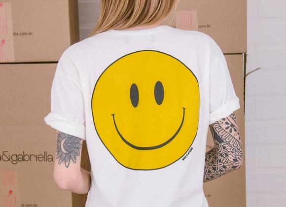T-SHIRT SMILE HAPPY