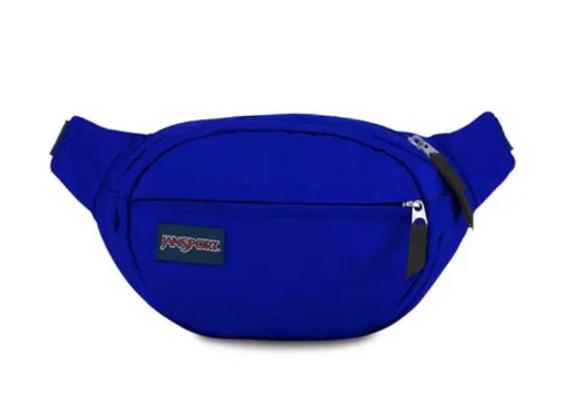Pochete Jansport Azul