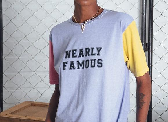 T-SHIRT M&G NEARLY FAMOUS