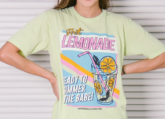 T-SHIRT M&G LEMONADE
