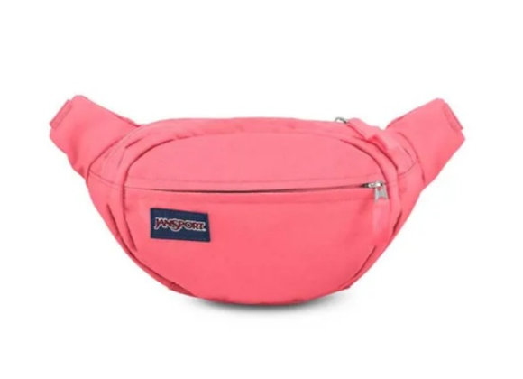 Pochete Jansport coral