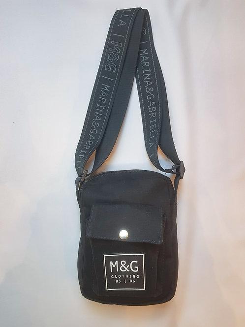 SHOULDER BAG M&G PRETO