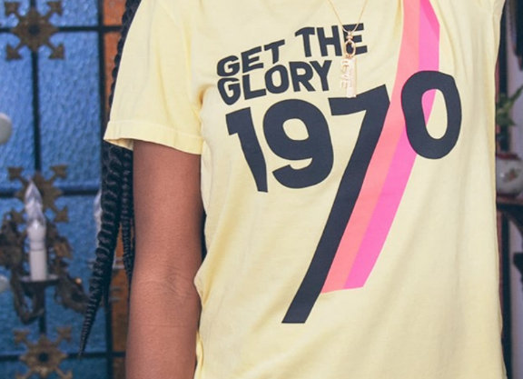 T-Shirt Get the glory