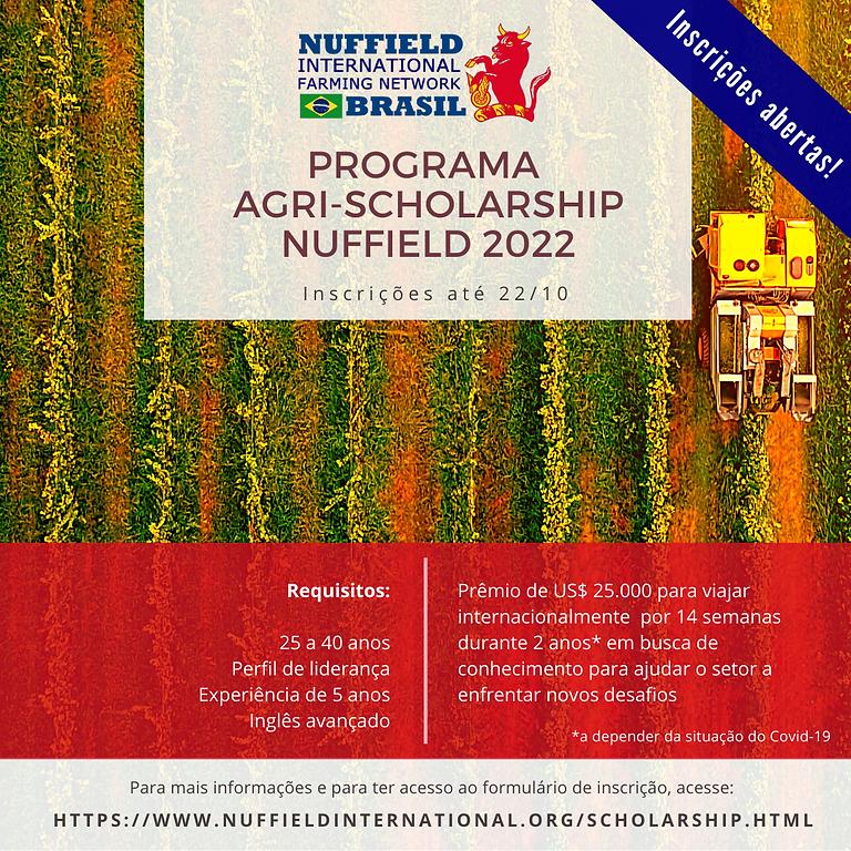 Programa Nuffield 2022