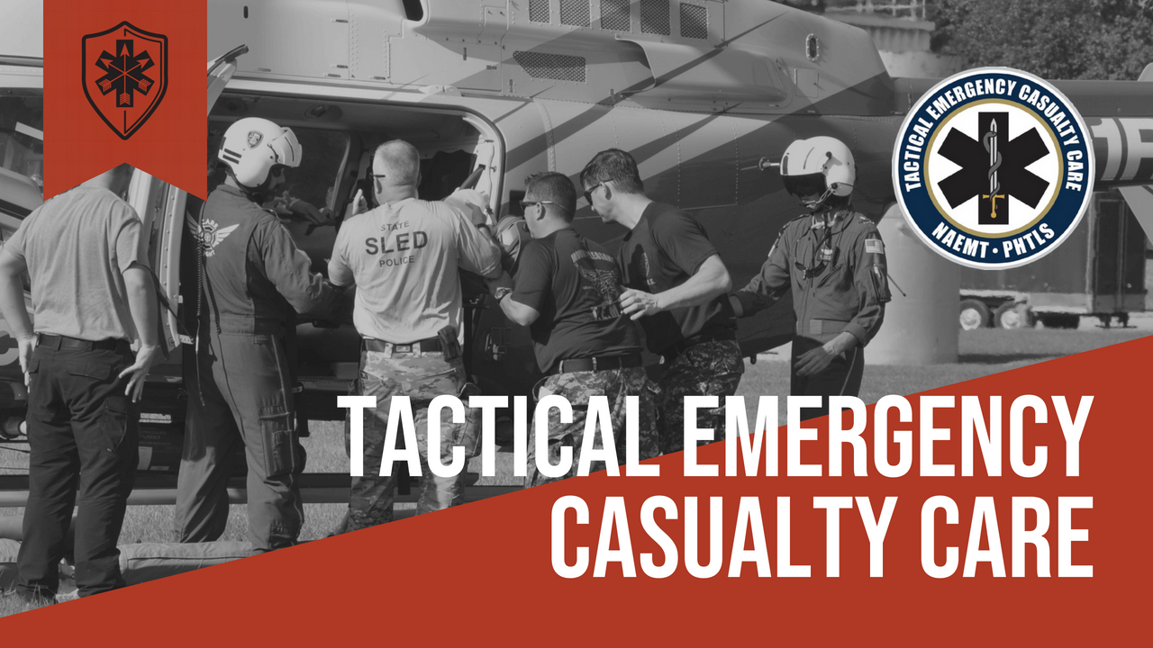 Tactical Emergency Casualty Care (TECC)- Concord, NC