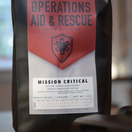 Introducing the SOARescue Coffee Division