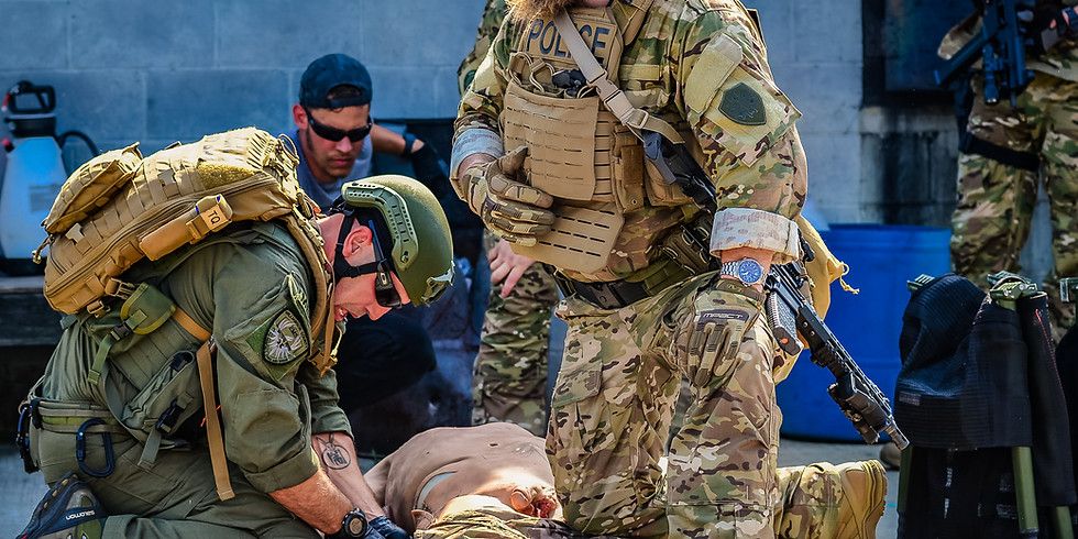 International Tactical Medicine Competition 2021