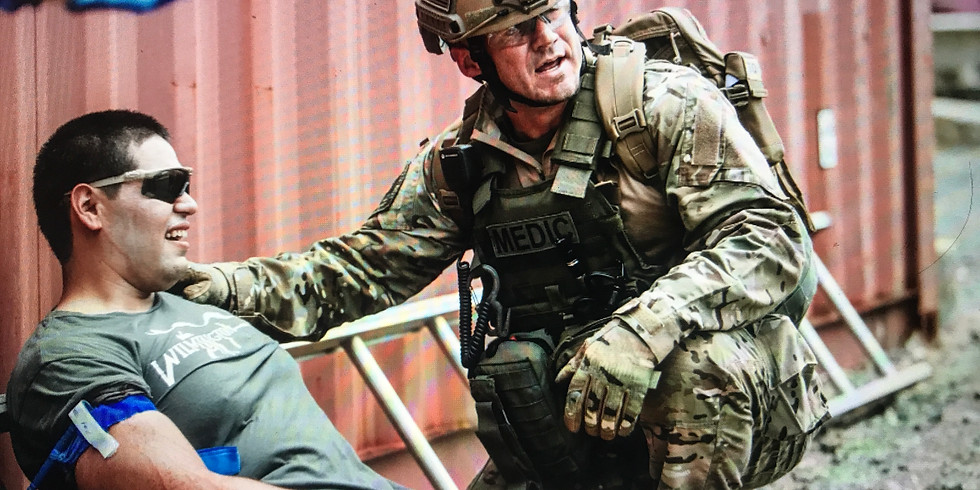 National Tactical Medical Competition