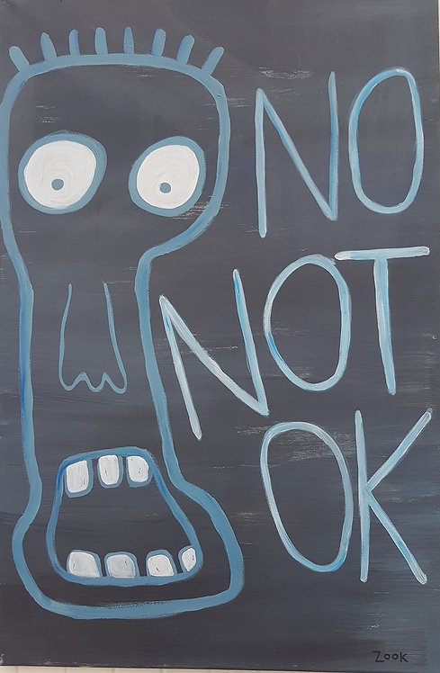 No Not OK : LENNY ZOOK