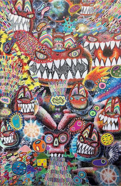 Cat's Eating Black Holes : Johanna Grant-Mackie