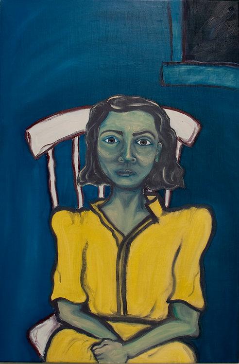 Invisible Wound : Maisie Chilton Tressler