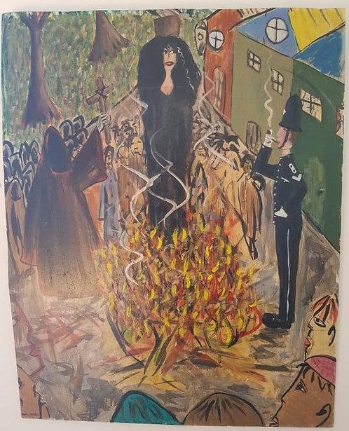 Witch Burning : David Boyle