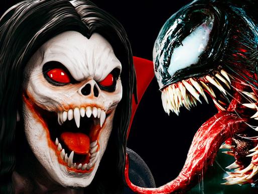 'Morbius' Trailer Reaction!