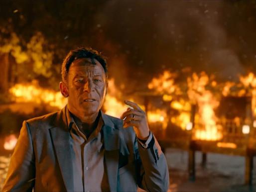 SKYFIRE - Dante's Peak Meets Jurassic Park Starring Jason Isaacs (Trailer)
