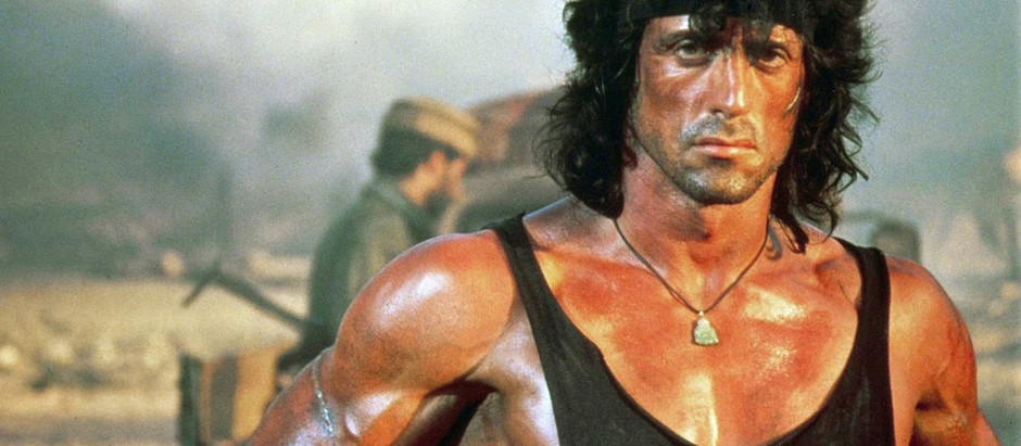 Sylvester Stallone Hints at a RAMBO Prequel on a Streaming Service
