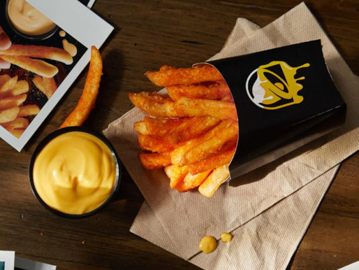 NIGHTMARE NUTRIENTS: Nacho Fries are Back at Taco Bell Thursday, Plus a Classic Chalupa