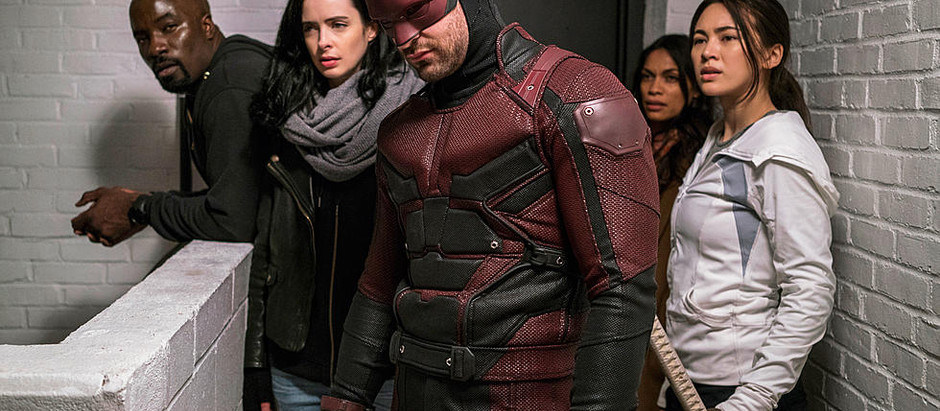 Kevin Feige Gives Updates on the Hopes of Daredevil/Punisher Revivals and That Sh*t Ain't Happening