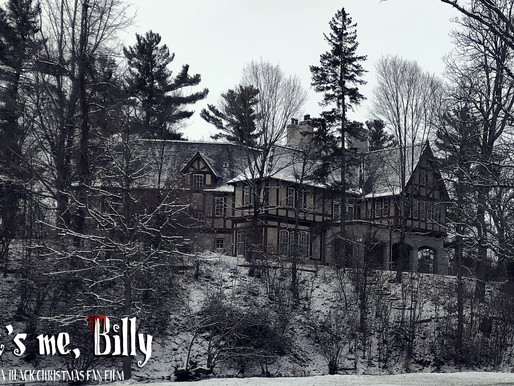 Answer the Phone! The Trailer  for BLACK CHRISTMAS Fan Film IT'S ME, BILLY Has Arrived (Video)
