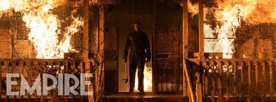 New Image From HALLOWEEN KILLS Released + More from David Gordon Green