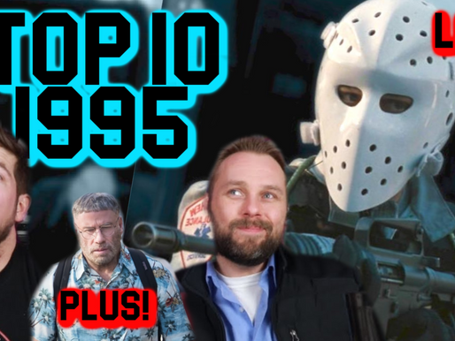 The Top 10 Films of 1995 Is A Really Tough F*cking List to Make (Podcast)