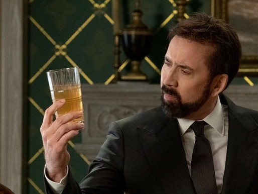 Nicolas Cage is Castor Troy Meets Bob Ross In THE HISTORY OF SWEAR WORDS Trailer (It's Magnificent)