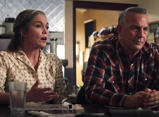 Trailer: LET HIM GO Starring Kevin Costner and Diane Lane Feels Like a Horror Movie