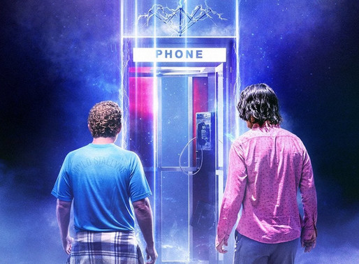 NON, NON, NON HEINOUS! The BILL AND TED FACE THE MUSIC Trailer + Poster Is Here, Duder!