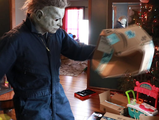 MICHAEL MYERS VLOG: 'The Day After Christmas'