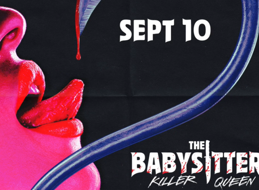 Netflix Announces Sequel To 'The Babysitter' Along With First Look Photos + Art Teaser