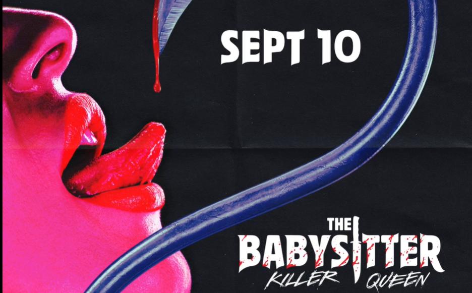 netflix the babysitter killer queen trailer