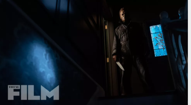 New image of Michael Myers in Halloween Kills