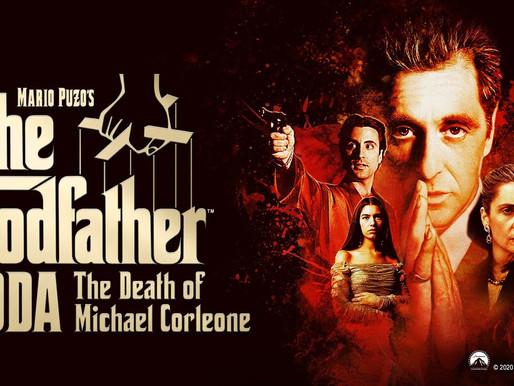 A Brand New Version of THE GODFATHER III Is Releasing In Theaters December 4th (Trailer)