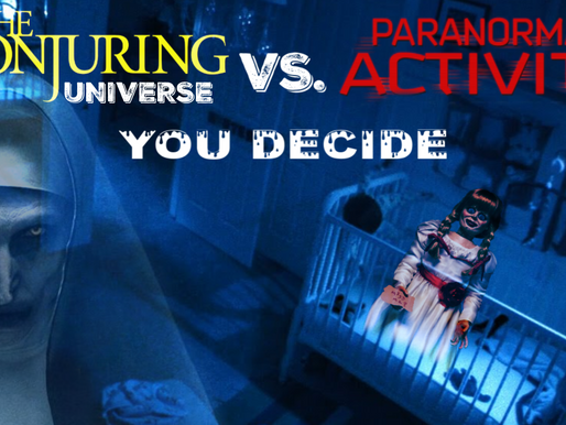 'The Conjuring' Universe Takes On 'Paranormal Activity' Tonight on Friday Night Franchise Fights