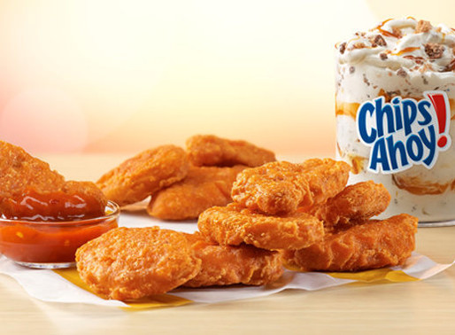 McDonald's Has Entered The Spicy Chicken Nugget Chat