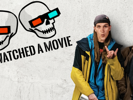 'Jay and Silent Bob Reboot' Review (Podcast)