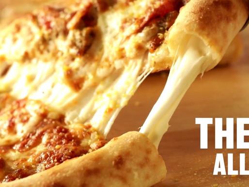 NIGHTMARE NUTRIENTS: Papa John's Is Releasing Stuffed Crust Pizza Everywhere December 28th