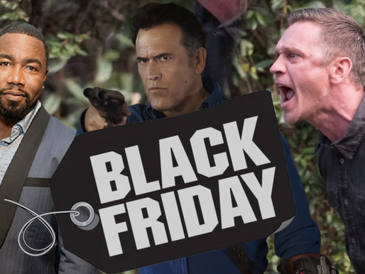 Bruce Campbell +Devon Sawa + Michael Jai White Team Up In Alien Holiday Film BLACK FRIDAY