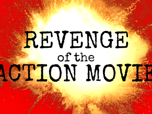 REVENGE OF THE ACTION MOVIE Podcast! Robocop Returns, DC + More!