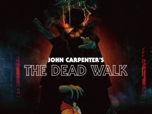 Check Out John Carpenter's Newest Song/Video THE DEAD WALK