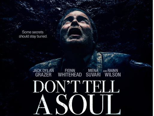 Thriller DON'T TELL A SOUL Puts Rainn Wilson In a Hole (Trailer)