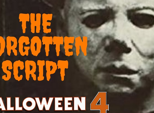 The 'HALLOWEEN IV' Script We Never Saw