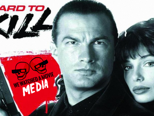 REVENGE OF THE ACTION MOVIE'S 38 Minute Deep Dive Into Steven Seagal's 'HARD TO KILL'