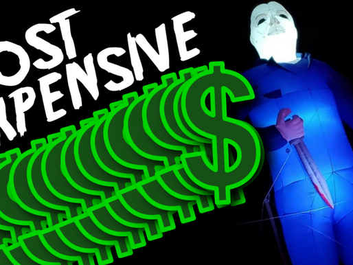 The Most Outrageously Expensive Michael Myers Items on the Internet