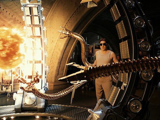 SPIDER-MAN 3 Officially Brings Back Eight Armed F*cker Doctor Octopus Alfred Molina!