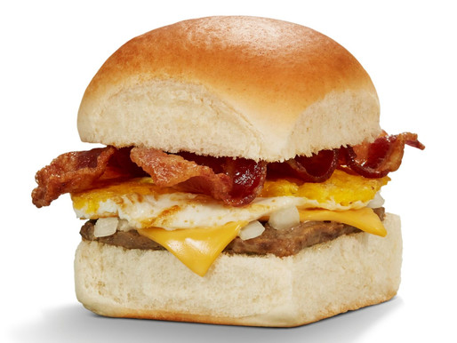 After the Party, It's Me and You. Krystal's Hangover Slider is Back to Help Make the Pain Go Away