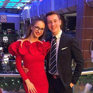 Michael and Nika