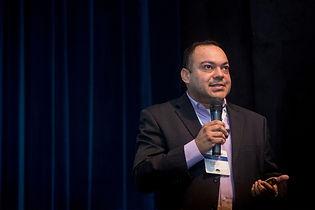TAG SME Rolando presenting on GFSI - IAF