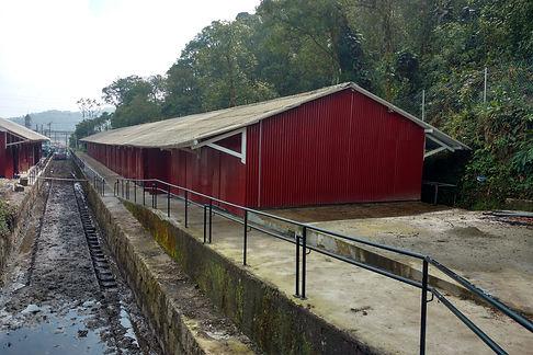 Projeto de restauro armazens ferroviarios centro cultural e oficinas