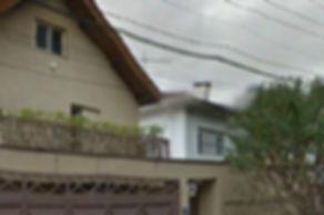 Fachada projeto de residencia reforma total