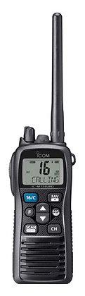 IC-M73 EURO/PLUS Professional VHF Water Proof Handheld Radio